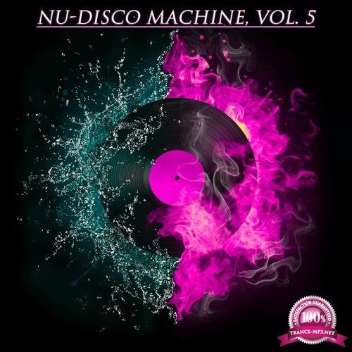 Nu-Disco Machine 5 (2018)