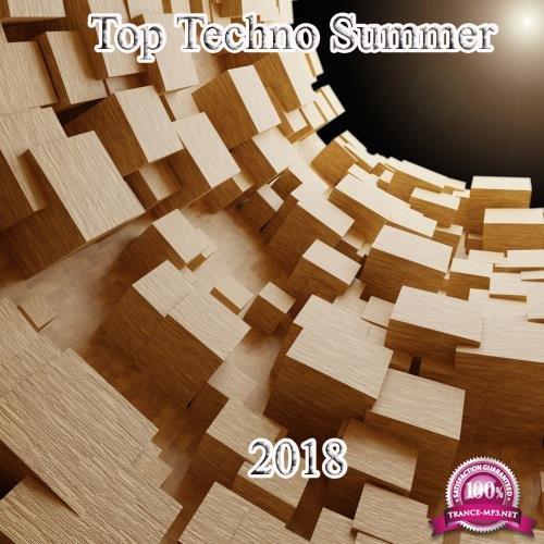 Top Techno Summer 2018 (2018)