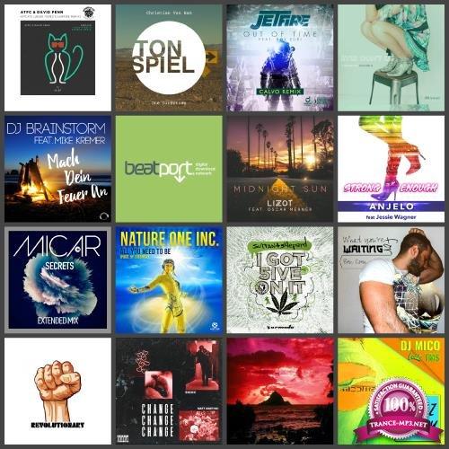 Beatport Music Releases Pack 316 (2018)