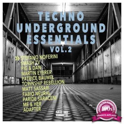 Techno Underground Essentials, Vol. 2 (2018)