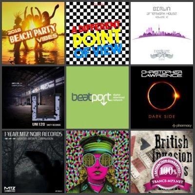 Beatport Music Releases Pack 271 (2018)