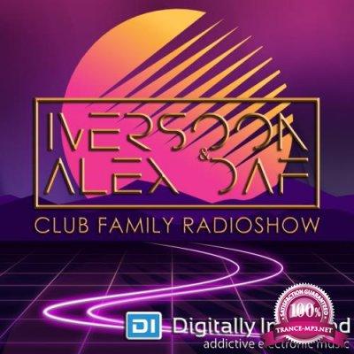 Iversoon & Alex Daf - Club Family Radioshow 150 (2018-06-11)
