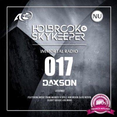 Holbrook & SkyKeeper, Daxson - Immortal 017 (2018-06-12)