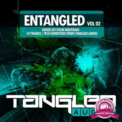 EnTangled, Vol. 02 (Mixed By Ryan Bentham) (2018)