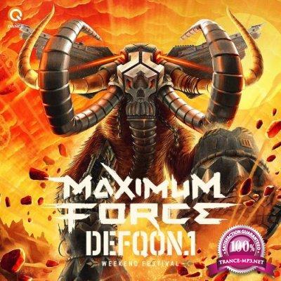 Defqon.1 2018 Maximum Force (2018)