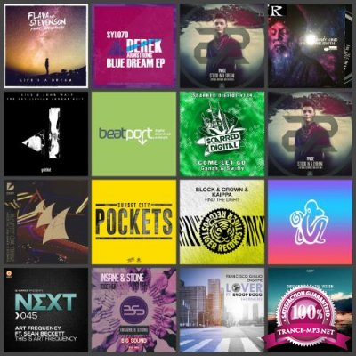 Beatport Music Releases Pack 288 (2018)