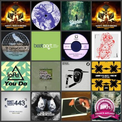 Beatport Music Releases Pack 289 (2018)