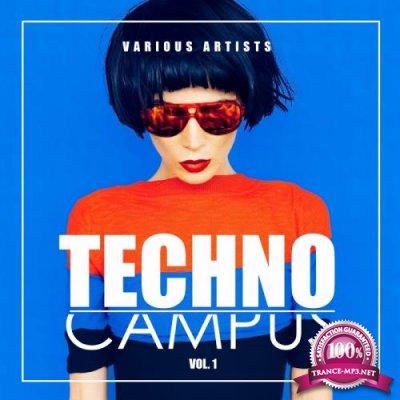 Techno Campus, Vol. 1 (2018)