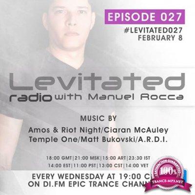 Manuel Rocca - Levitated Radio 092 (2018-06-20)