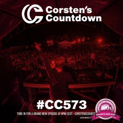 Ferry Corsten - Corsten's Countdown 573 (2018-06-20)