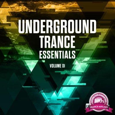 Underground Trance Essentials, Vol. 01 (2018)