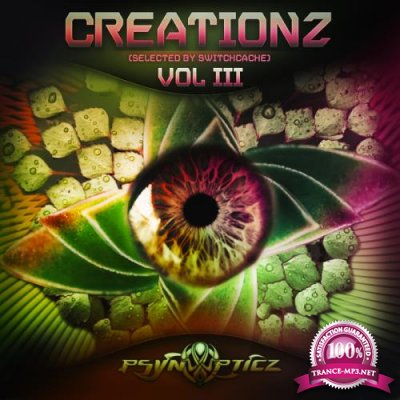 Creationz Vol 3 (Selected By Switchcache) (2018)
