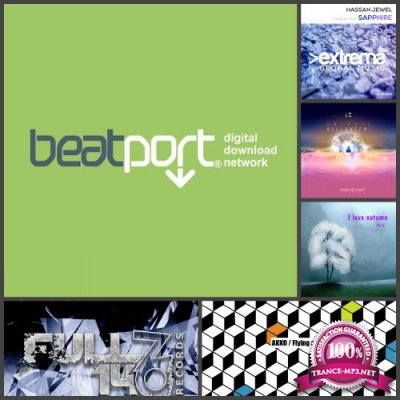 Beatport Music Releases Pack 307 (2018)