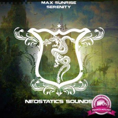 Max Sunrise - Serenity (Artist Album) (2018)