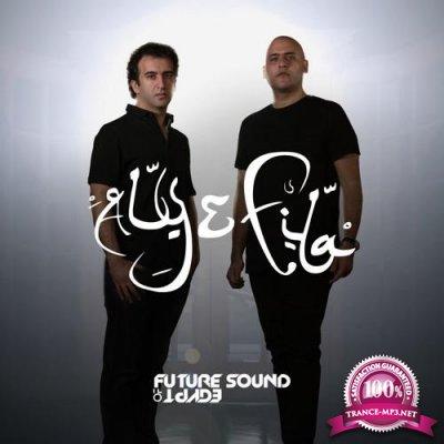 Aly & Fila - Future Sound of Egypt 554 (2018-06-27)