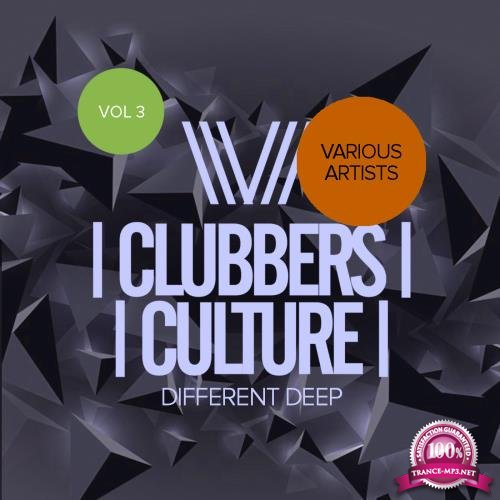 Clubbers Culture Different Deep, Vol.3 (2018)