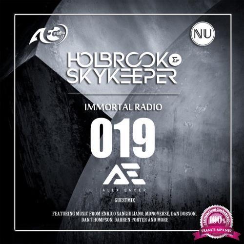 Holbrook & SkyKeeper, Daxson - Immortal 019 (2018-07-11)