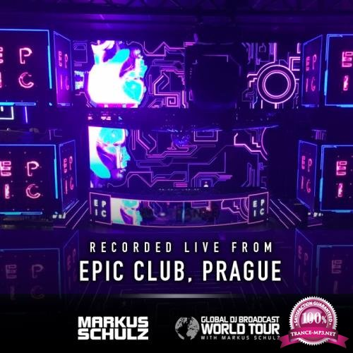 Markus Schulz - Global DJ Broadcast (2018-07-12) World Tour Prague