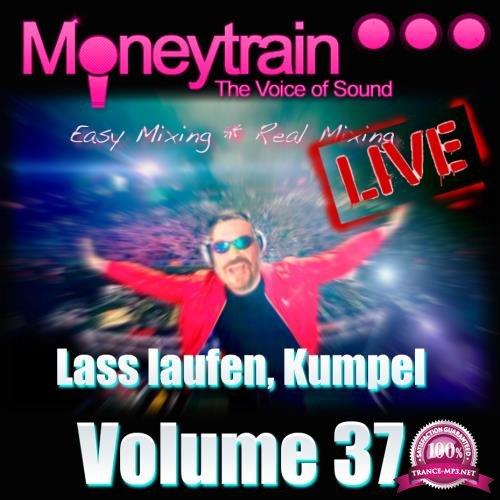 Lass Laufen Kumpel Volume 37 (Mixed By Moneytrain) (2018)