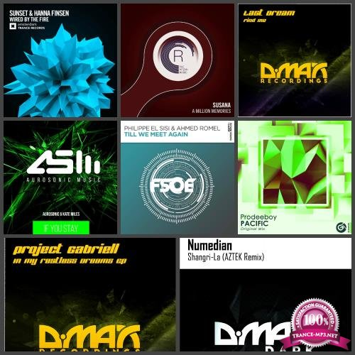 Fresh Trance Releases 072 (2018)