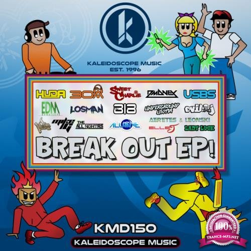 Break Out EP! (2018)