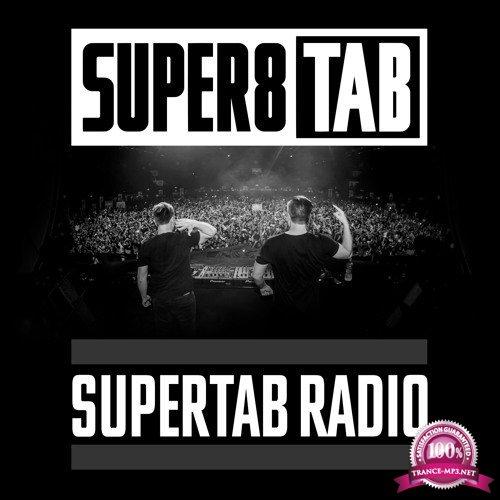 Super8 & Tab - Supertab Radio 158 (2018-07-25)