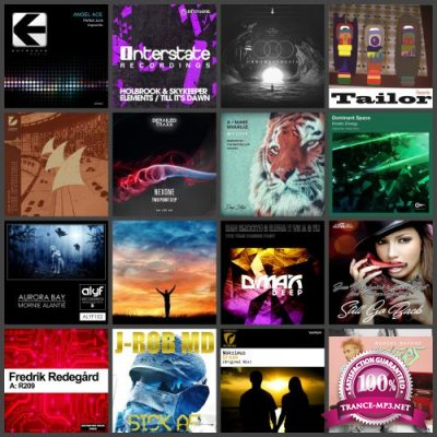 Beatport Music Releases Pack 321 (2018)