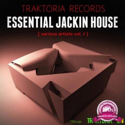 Essential Jackin House, Vol. 7 (2018)
