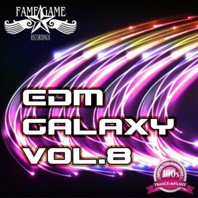 EDM Galaxy, Vol. 8 (2018)