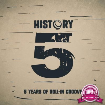History Five Years Of Roll-In Groove (2018)