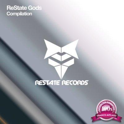 Restate Gods Vol 1 (2018)