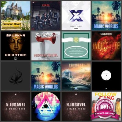 Beatport Music Releases Pack 330 (2018)