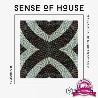 Sense Of House, Vol. 41 (2018)