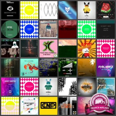Beatport Music Releases Pack 340 (2018)