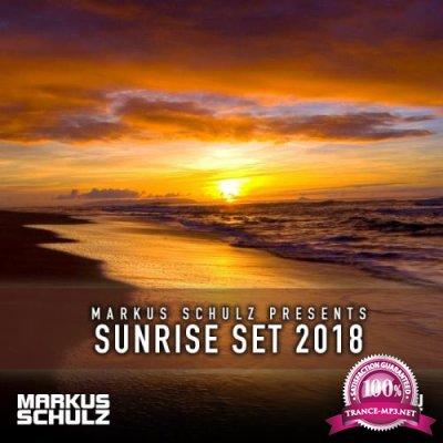 Markus Schulz - Global DJ Broadcast (2018-07-19) Sunrise Set