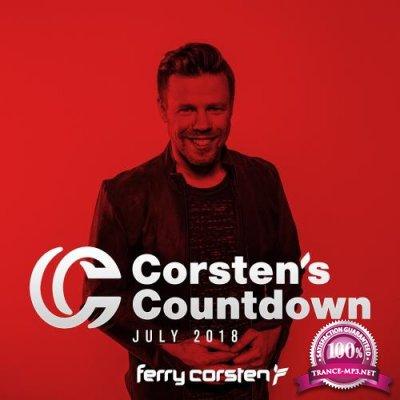 Ferry Corsten Presents Corsten's Countdown July 2018 (2018)