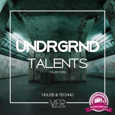 UNDRGRND Talents, Vol. 3 (2018)