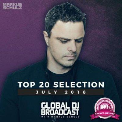 Markus Schulz - Global DJ Broadcast Top 20 July 2018 (2018)