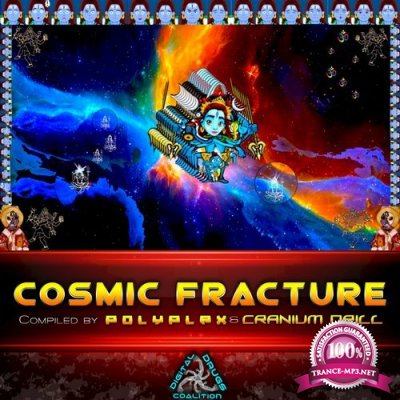 Cosmic Fracture: Compiled By Polyplex & Cranium Drill (2018)