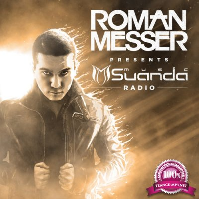 Roman Messer - Suanda Music 132 (2018-07-24)