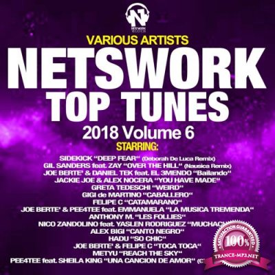 Netswork Top Tunes 2018, Vol. 6 (2018)