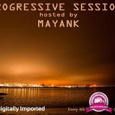 Mayank - Progressive Sessions 133 (2018-07-24)