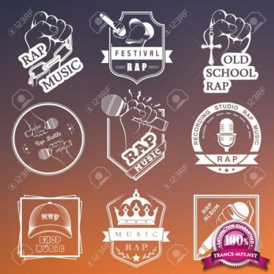 Rap Music Collection Pack 013 (2018)