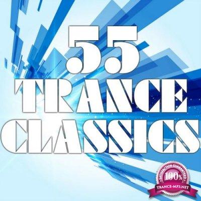 Terminal 01 Recordings - 55 Trance Classics (2018)