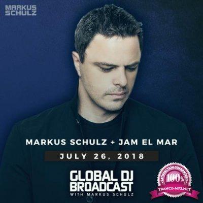 Markus Schulz & Jam El Mar - Global DJ Broadcast (2018-07-26)