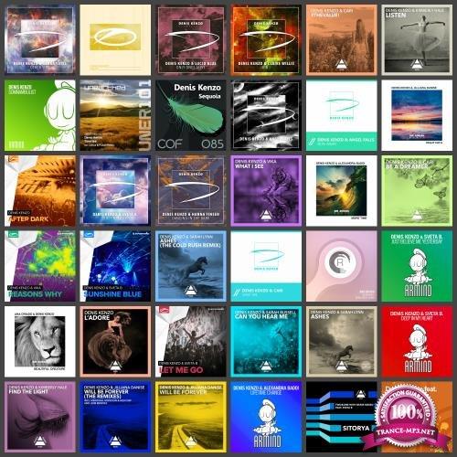 Denis Kenzo Discography / Denis Kenzo Дискография (39 Singles) - 2012-2018 (2018)