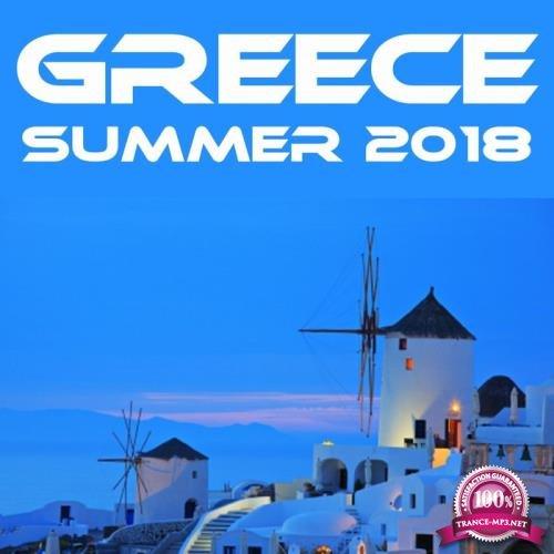 Greece Summer 2018 (Selected Housetunes) (2018)