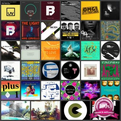 Beatport Music Releases Pack 400 (2018)