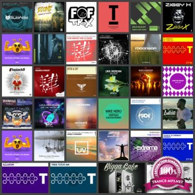 Beatport Music Releases Pack 412 (2018)
