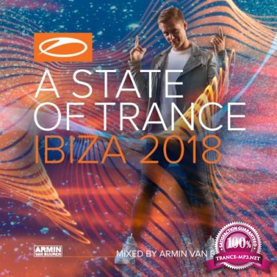 A State Of Trance: Ibiza 2018 (Mixed By Armin Van Buuren) [2CD] (2018)